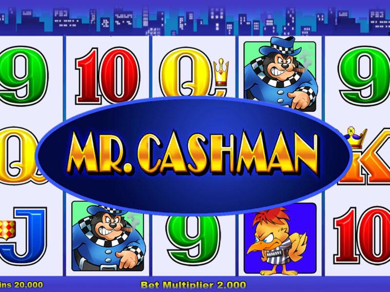 Mr. Cashman Slot Machine Review